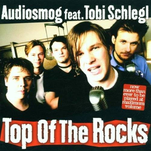 Tobi Audiosmog & Schlegl - Top of the Rocks - Preis vom 16.04.2021 04:54:32 h