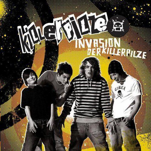 Killerpilze - Invasion Der Killerpilze - Preis vom 06.03.2021 05:55:44 h