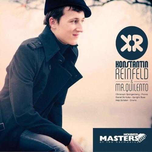 Konstantin Reinfeld - Konstantin Reinfeld & Mr.Quilento - 2CD- PlayAlong - Preis vom 05.09.2020 04:49:05 h