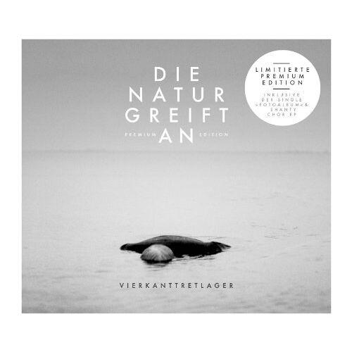 Vierkanttretlager - Die Natur Greift An (2xcd Limi - Preis vom 24.11.2020 06:02:10 h