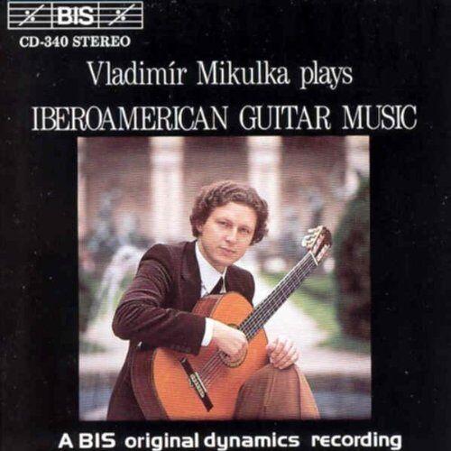 Vladimir Mikulka - Ibero-amerikanische Gitarrenmusik - Preis vom 20.10.2020 04:55:35 h