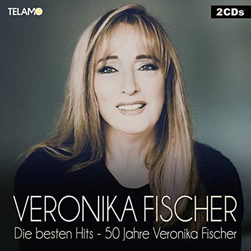 Veronika Fischer - Die Besten Hits-50 Jahre Veronika Fischer - Preis vom 17.04.2021 04:51:59 h