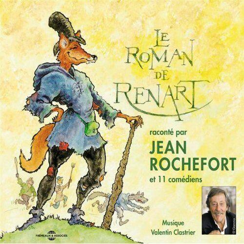Jean Rochefort - Le Roman de Renart - Preis vom 20.10.2020 04:55:35 h