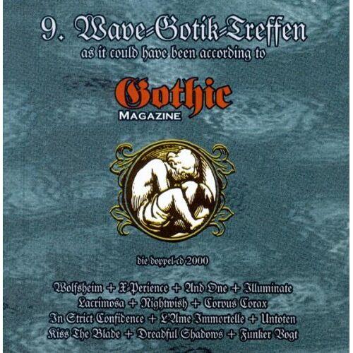 Various - 9. Wave-Gotik-Treffen 2000 - Preis vom 11.05.2021 04:49:30 h