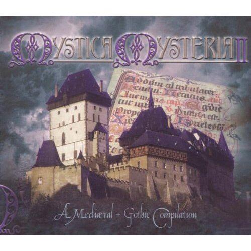 Various - Mystica Mysteria Vol. 2 - Preis vom 16.04.2021 04:54:32 h