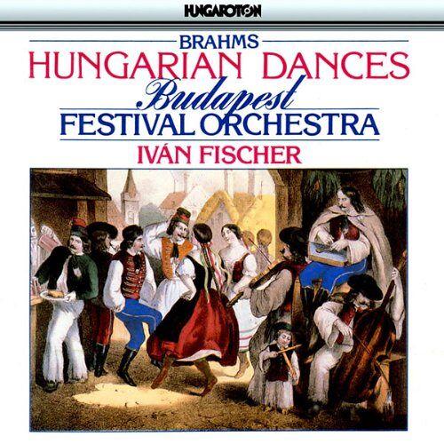 Ivan Fischer - Ungarische Tänze - Preis vom 27.02.2021 06:04:24 h