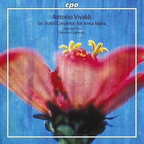 Federico Guglielmo - Six Violin Concertos for Anna Maria - Preis vom 16.04.2021 04:54:32 h