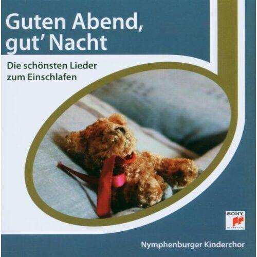 Nymphenburger Kinderchor - Esprit/Guten Abend,Gut' Nacht - Preis vom 17.04.2021 04:51:59 h