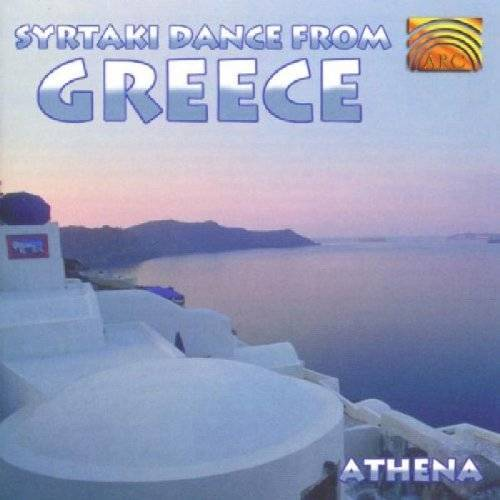 Athena Syrtaki Dance from Greece - Preis vom 17.04.2021 04:51:59 h
