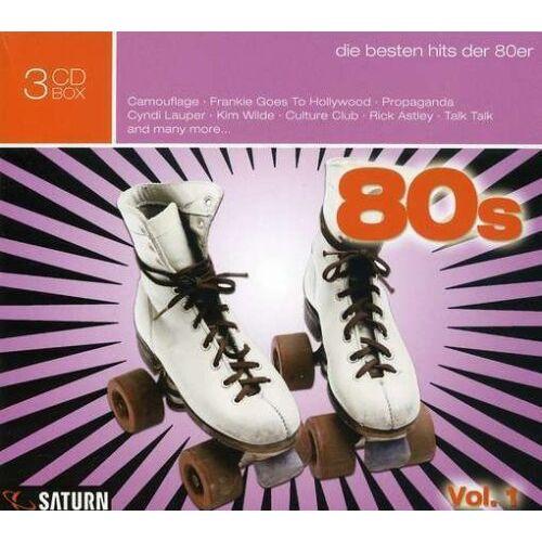 80er Box - Vol.1-80er Box - Preis vom 06.09.2020 04:54:28 h