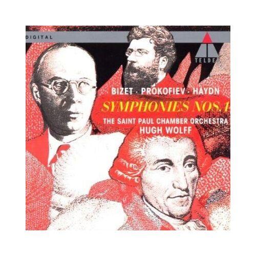 Wolff - Sinfonie 1 / Sinfonie 1 / Sinfonie C-Dur - Preis vom 08.05.2021 04:52:27 h