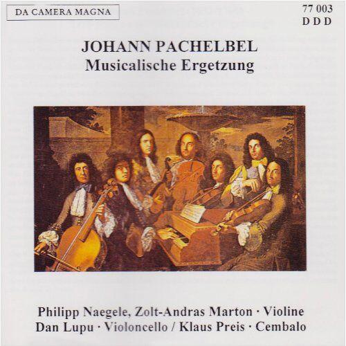 Naegele - Musikalische Ergetzung - Preis vom 05.09.2020 04:49:05 h