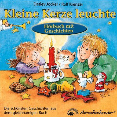 Detlev Jöcker - Kleine Kerze leuchte. CD. . Hörbuch mit Geschichten - Preis vom 13.04.2021 04:49:48 h