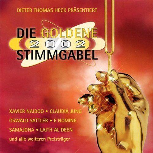 Various - Goldene Stimmgabel 2002 - Preis vom 11.04.2021 04:47:53 h