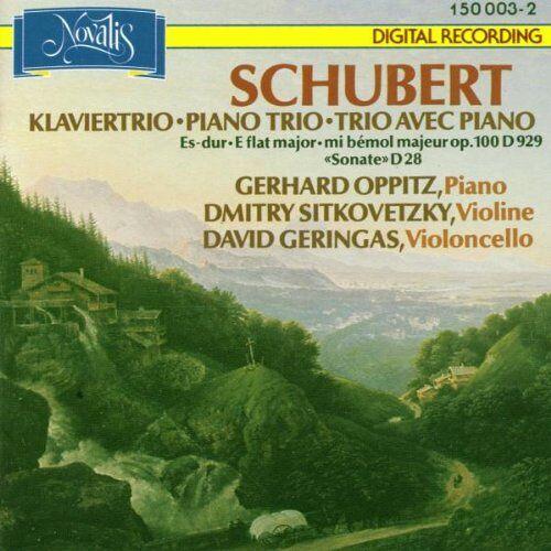 Geringas - Klaviertrio 2 - Preis vom 11.05.2021 04:49:30 h