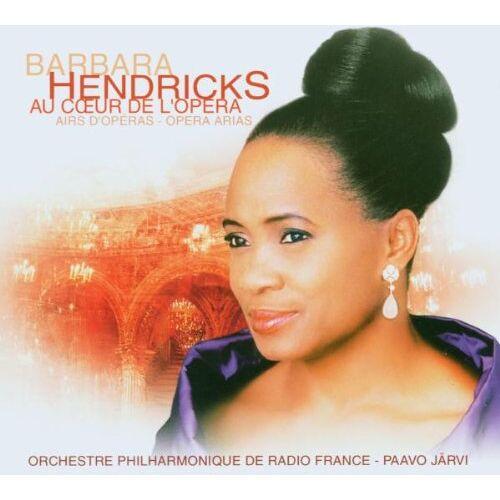 Barbara Hendricks - Au Coeur De L'Opera - Opera Arias - Preis vom 23.02.2021 06:05:19 h