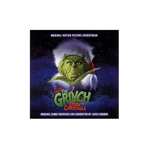 Ost - Der Grinch (Dr. Seuss' How The Grinch Stole Christmas) - Preis vom 16.01.2021 06:04:45 h