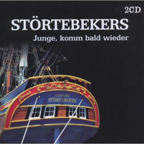 Störtebeckers - Junge,Komm Bald Wieder - Preis vom 20.10.2020 04:55:35 h