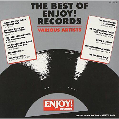 Va-Best of Enjoy! Records - Best of Enjoy! Records - Preis vom 27.02.2021 06:04:24 h