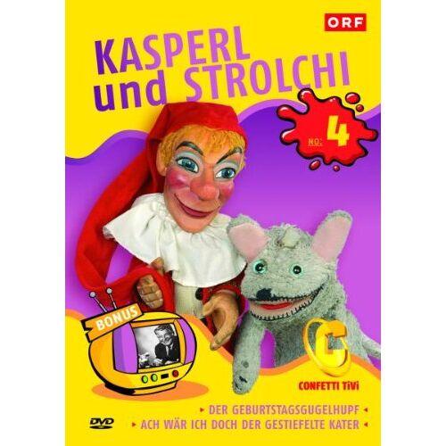 - Kasperl & Strolchi / KASPERL & STROLCHI VOL.4 - Preis vom 27.02.2021 06:04:24 h