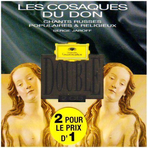 Serge Jaroff - Cosaques du Don,les - Preis vom 03.12.2020 05:57:36 h
