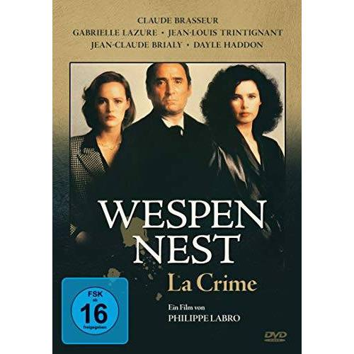 Philippe Labro - Wespennest (La Crime) - Preis vom 05.10.2020 04:48:24 h