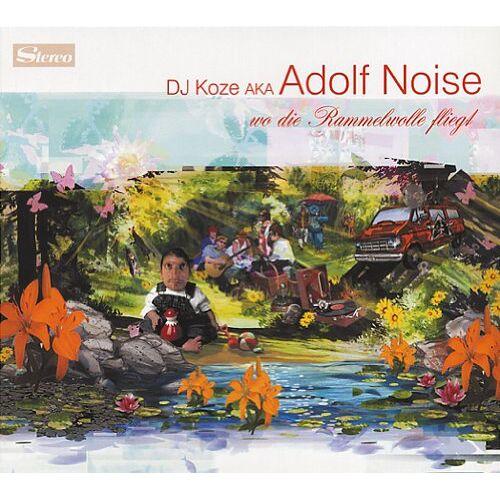 DJ Koze Aka Adolf Noise - Wo die Rammelwolle Fliegt - Preis vom 25.02.2021 06:08:03 h