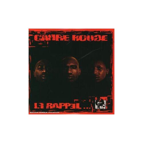 Carre Rouge - Le Rappel - Preis vom 04.10.2020 04:46:22 h