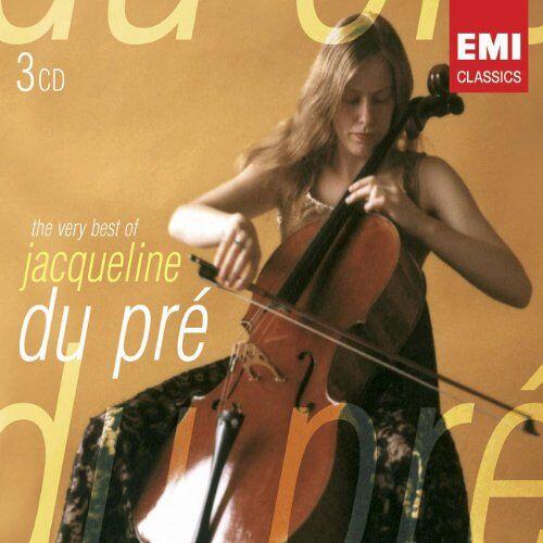 Jacqueline Du Pre - Very Best of Jaqueline du Pre - Preis vom 24.02.2021 06:00:20 h