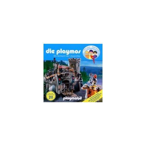 die Playmos - (20/Ltd)Löwenritter+Bonus - Preis vom 21.01.2021 06:07:38 h