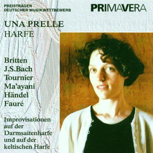 Una Prelle - Una Prelle,Harfe - Preis vom 14.04.2021 04:53:30 h