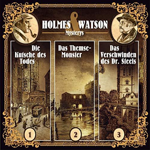 Holmes & Watson - Holmes & Watson Mysterys Vol.1 (3cd Boxset) - Preis vom 12.04.2021 04:50:28 h