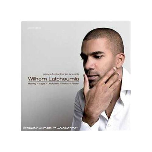Wilhem Latchoumia - Piano & Electronic Sounds [Lat - Preis vom 18.04.2021 04:52:10 h