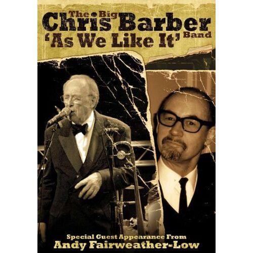Robert Garofalo - Chris Barber - As We Like It - Preis vom 18.10.2020 04:52:00 h