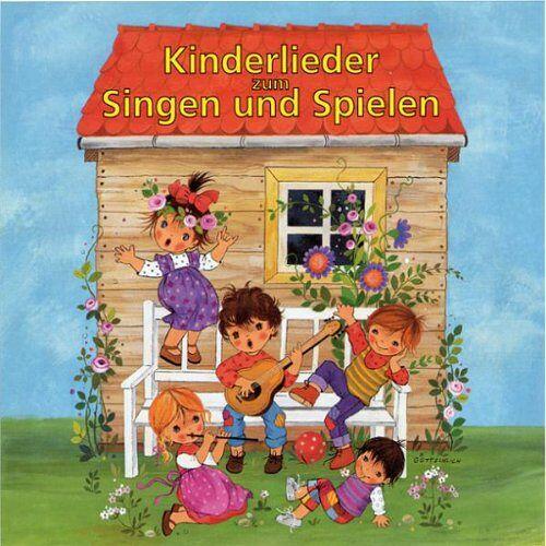 Kinderlieder - Kinderlieder Zum Singen und Spielen - Preis vom 12.04.2021 04:50:28 h