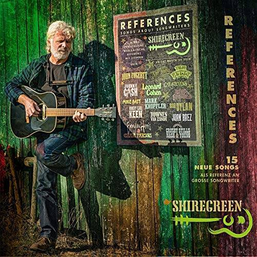 Shiregreen - References - Songs About Songwriters - Preis vom 29.05.2020 05:02:42 h