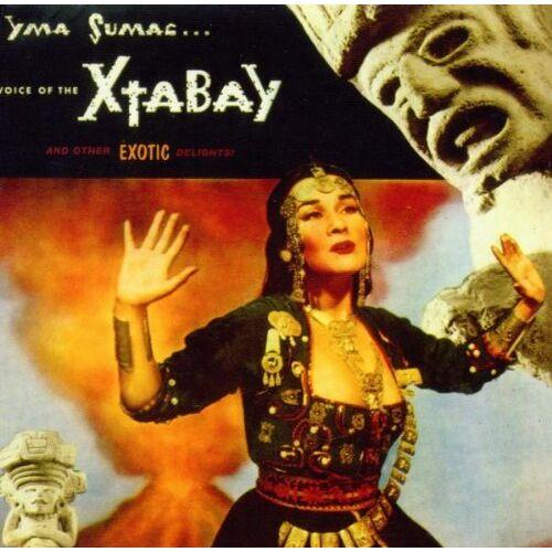 Yma Sumac - Voice of Xtabay - Preis vom 22.10.2020 04:52:23 h