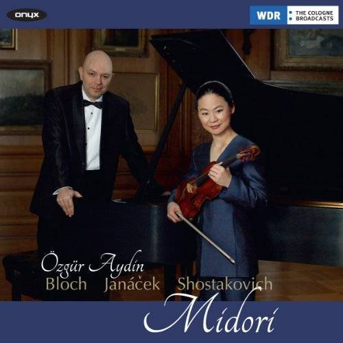 Midori - Violinsonaten - Preis vom 22.01.2021 05:57:24 h