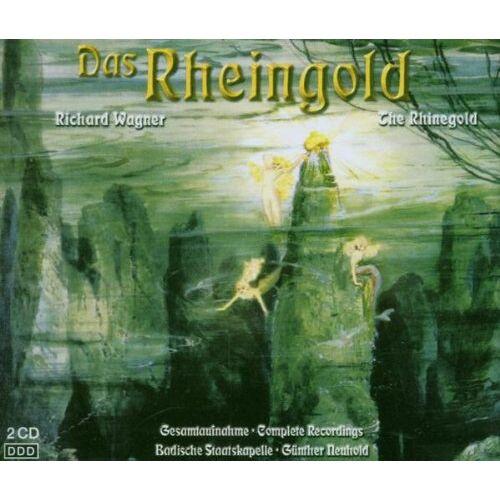 Various - Das Rheingold - Preis vom 24.02.2021 06:00:20 h
