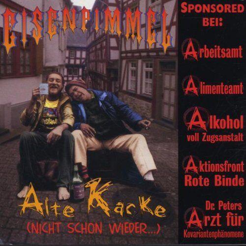 Eisenpimmel - Alte Kacke - Preis vom 06.09.2020 04:54:28 h
