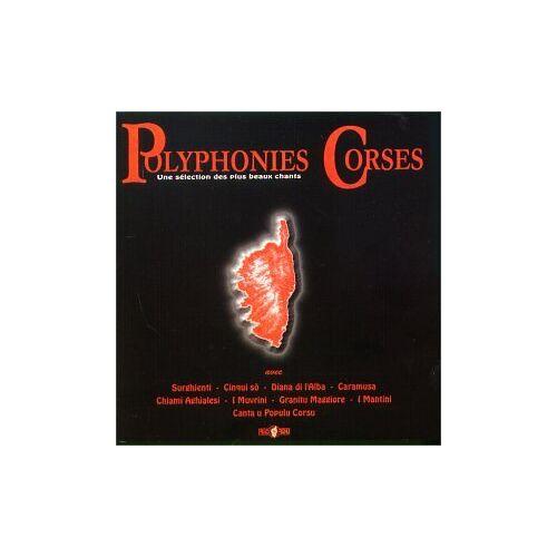 Various - Polyphonies Corses - Preis vom 07.05.2021 04:52:30 h