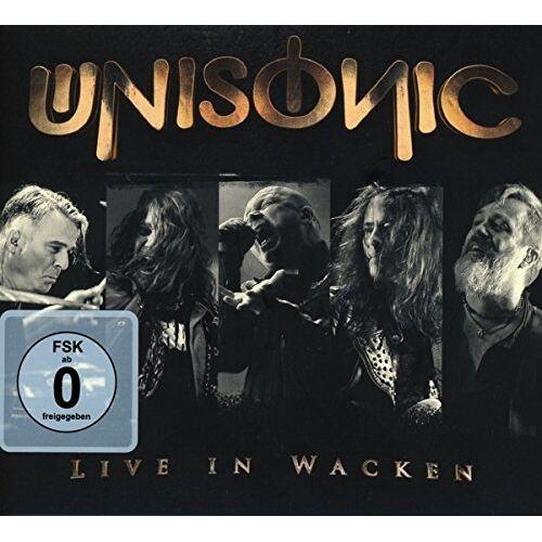 Unisonic - Live in Wacken - Preis vom 17.01.2020 05:59:15 h