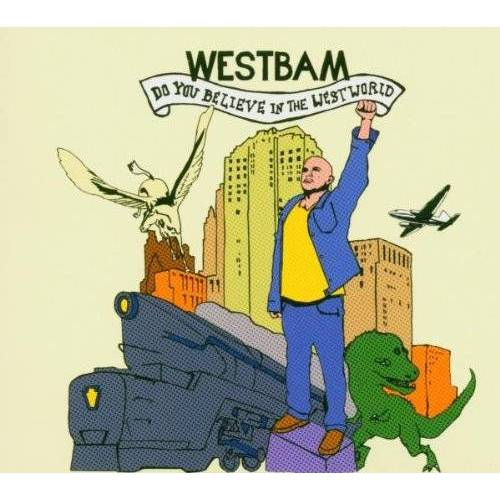 Westbam - Do You Believe In The Westworld (Premium 2CD / Enhanced) - Preis vom 18.04.2021 04:52:10 h