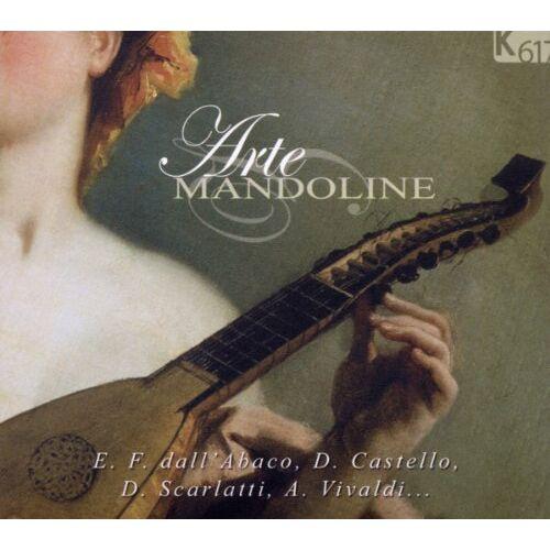 Artemandoline - Arte Mandoline - Preis vom 22.10.2020 04:52:23 h