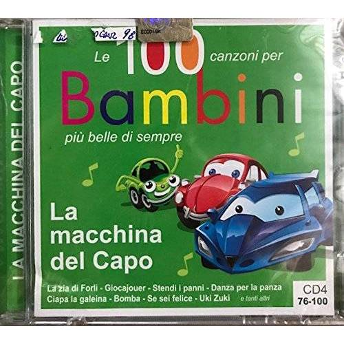Vari-La Macchina Del Capo - La Macchina Del Capo - Preis vom 08.05.2021 04:52:27 h
