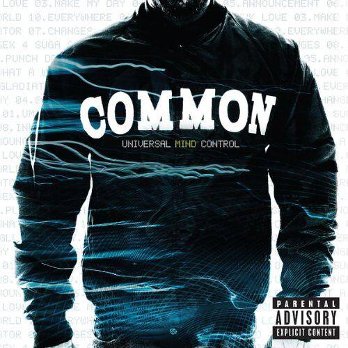 Common - Universal Mind Control - Preis vom 16.04.2021 04:54:32 h