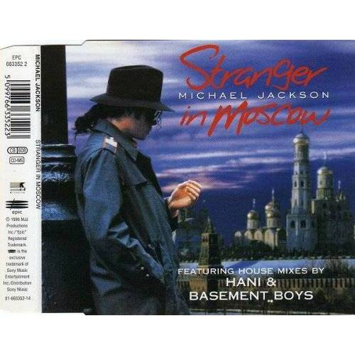 Jackson Stranger in Moscow - Preis vom 14.01.2021 05:56:14 h