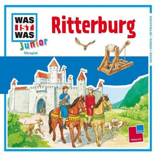 Was Ist Was Junior - WAS IST WAS Junior, Hörspiel: Ritterburg - Preis vom 25.02.2021 06:08:03 h
