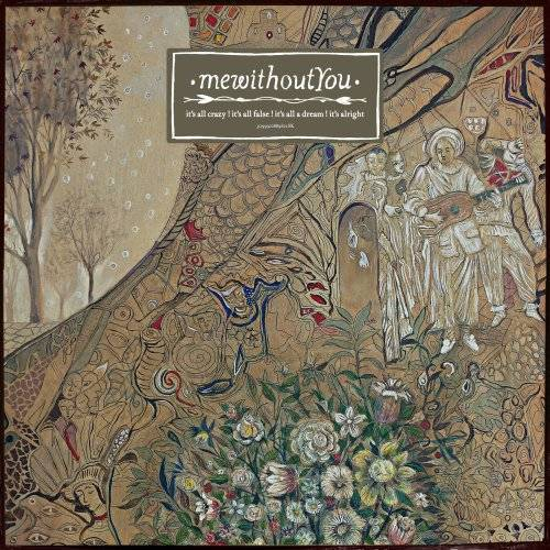 Mewithoutyou - It's All Crazy! It's All - Preis vom 09.04.2021 04:50:04 h
