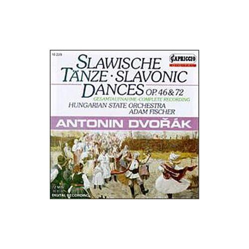 Adam Fischer - Slawische Tänze 1-16 - Preis vom 18.04.2021 04:52:10 h